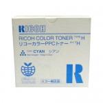 Тонер-картридж для ricoh aficio color 2003/2103/2203 type h (т,100,син) (o)