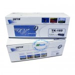 Тонер-картридж для (tk- 160) kyocera fs-1120d (2,5k,ued-01 tomoegawa) uniton premium