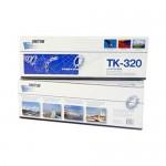 Тонер-картридж для (tk- 320) kyocera fs-3900/4000dn (15k,tomoegawa) uniton premium