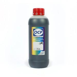 Литровые чернила OCP BKP 44 цвета Black Pigment (Чёрный пигмент) 1000 грамм для картриджей Canon PGI-520bk, PGI-425bk, PGI-450, PGI-525, PG-37, PG-40, PG-50, PG-440, PG-510, PG-512, PGI-5bk, PGI-470, PGI-480