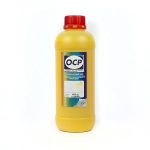 Чернила OCP YP 230 для Canon PGI-1400Y, PGI-2400Y Yellow Pigment 1000 гр.