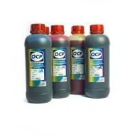 OCP BK 35, BK, M, Y 135, С 712 (SAFE SET) 5 штук 1000 гр. - чернила (краска) для картриджей Canon PIXMA: PGI-450, PGI-550, CLI-451, CLI-551