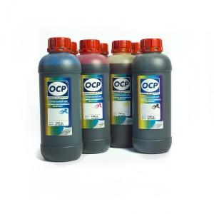 OCP BKP 44, BK 124, BK 123, C 154 M, Y 144 + RSL 7 штук 1000 гр. - чернила (краска) для картриджей Canon PIXMA: PGI-425, PGI-520, CLI-426, CLI-521