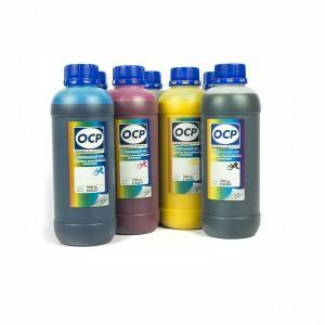 OCP ВКP 201, BKP 202, СP200, CPL201, YP200, MP209, MPL201 7 шт. по 1000 грамм - чернила (краска) для принтеров Epson Stylus Pro: 4000, 7600, 9600