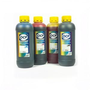 OCP BKP 89, C, M, Y 300 штуки 1000 гр. - чернила (краска) для картриджей HP: 61, 122, 301, 802
