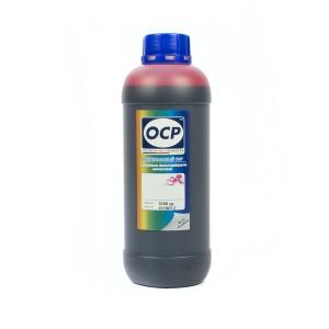 Литровые чернила OCP M 155 Magenta (Пурпурный) (C13T66434A) для 4-х цветных принтеров Epson L-серии 1000 гр.