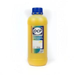 Чернила OCP YP 116 для Epson UltraChrome R800 Yellow Pigment 1000 гр.