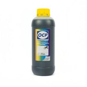 Литровые чернила OCP BKP249 для картриджей HP178, HP920, HP122, HP655, HP27, HP56 и остальных пигментных чёрных картриджей цвета Black Pigment (Чёрный Пигмент) 1000 гр.