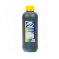 Литровые чернила OCP BK35 для картриджей HP178, HP920, HP122, HP655, HP27, HP56 и остальных пигментных чёрных картриджей цвета Black (Чёрный) 1000 гр.