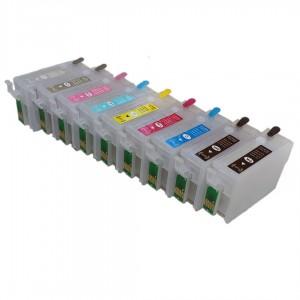 ПЗК SC-P600 – перезаправляемые картриджи для Epson SureColor: SC-P600