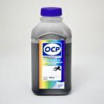 Экономичные чернила OCP BK 155 для четырехцветных принтеров Epson L-серии цвет Black (Чёрный) 500 гр.