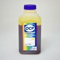 Чернила OCP  C13T66444A для четырехцветных принтеров и МФУ Epson L-серии цвета Yellow Жёлтый 500 грамм