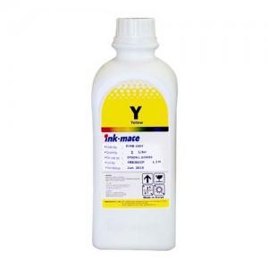 Литровые чернила Ink-mate EIM-200Y Yellow (Жёлтый) для четырехцветных принтеров и МФУ Epson серии L 1000 гр. в оригинальной упаковке