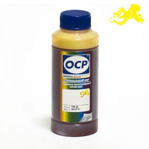 чернила OCP для Epson QuickDry Yellow Y 61 100 грамм