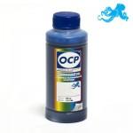 Чернила OCP CP 110 для Epson UltraChrome Cyan Pigment 100 гр.