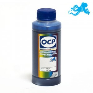 Чернила OCP CP 110 для Epson UltraChrome Cyan Pigment 100 гр.