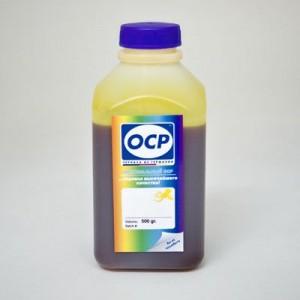Экономичные чернила OCP Y 155 цвет Жёлтый для шестицветных принтеров Epson L800, L1800, L805, L810, L815, L850 500 гр.