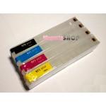 ПЗК HP 970, 971 - перезаправляемые картриджи (с чипами) для HP OfficeJet Pro: x451dw, x576dw, x476dw, x551dw, x476dn, x451dn
