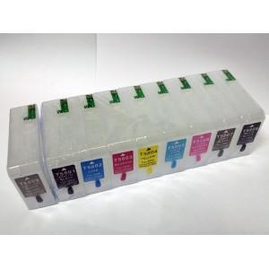 ПЗК 3800 – перезаправляемые картриджи для Epson Pro 3800