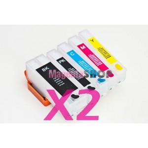 Картриджи NON-Stop для струйных принтеров Epson Expression Premium XP-610, XP-615, XP-710, XP-810