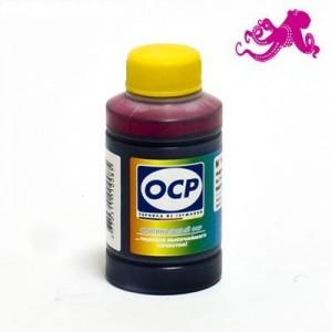 Чернила OCP M 343 Magenta (Пурпурный) 70 гр. для картриджей HP 655
