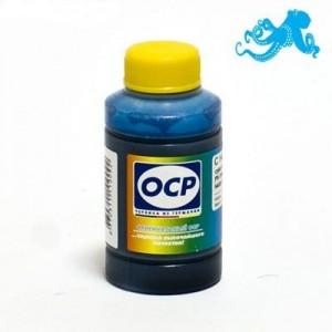 Чернила OCP C 760 Cyan (Голубой) 70 гр. для картриджей HP 28, 57, 122, 134, 135, 136
