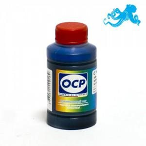 Чернила OCP C 136 Cyan (Голубой) 70 гр. для картриджей Canon PIXMA CL-446
