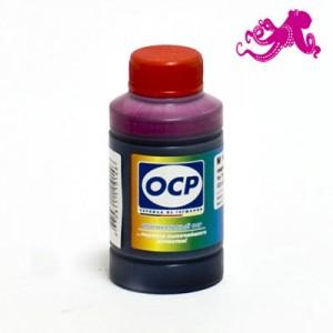 Чернила OCP M 136 Magenta (Пурпурный) 70 гр. для картриджей Canon PIXMA CL-446