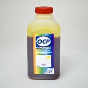 Чернила OCP Y 136 для Canon CL-446 Yellow 500 гр.