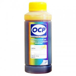 Чернила OCP YP 272 Yellow 100 гр. для HP 940