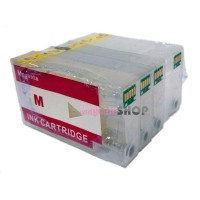 ПЗК MB2040 – перезаправляемые картриджи для Canon MAXIFY: MB2040, MB2140, MB2340, MB2740