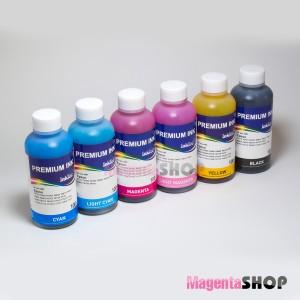 Чернила (краска) InkTec для принтеров Epson: EP-707A, EP-706A, EP-776A, EP-306, EP-806AR, EP-775A, EP-977A3, EP-806AW, EP-807AB, EP-777A, EP-807AR - 100 гр. 6 штук.