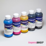 Чернила (краска) InkTec для принтеров Epson Expression Premium: XP-600, XP-610, XP-810, XP-800, XP-700, XP-605, XP-710, XP-820, XP-630, XP-720, XP-615, XP-830, XP-530, XP-624 - 100 гр. 5 штук.