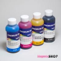 Чернила (краска) InkTec для принтеров Epson: L222, L366, L312, L362, L132, L365, L566, L455, L565 - 100 гр. 4 штуки.