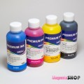 Чернила (краска) InkTec для принтеров Epson Stylus: DX6000, DX4000, SX205, SX400, DX6050, DX8450, DX7450, SX600FW, D92, B40W, DX7000F - 100 гр. 4 штуки.
