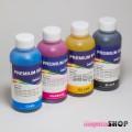 Чернила (краска) InkTec для принтеров Epson: XP-320, XP-420, WF-2630, WF-2660, XP-424, WF-2650 - 100 гр. 4 штуки.