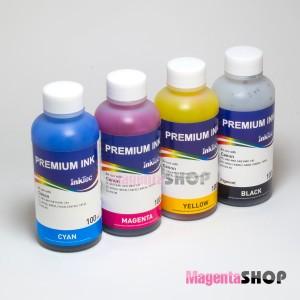 InkTec C2010, C2011 100гр. 4 штуки – пигментно-водные чернила (краска) для Canon: MP250, MP280, MP230, IP2700, MP495, MP270, MP240, MP252, MP490, MP260, MP282