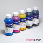 InkTec C5025, C5026 100гр. 5 штук – пигментно-водные чернила (краска) для Canon: MG5140, MG5340, IP4840, MG5240, IP4940, IX6540, MX884