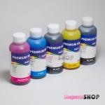 InkTec C9020, C9021 100гр. 5 штук – пигментно-водные чернила (краска) для Canon: iP3600, MP550, MP540, iP4600, iP4700, MP640, MP630, MP560, MX870, MP620, MX860