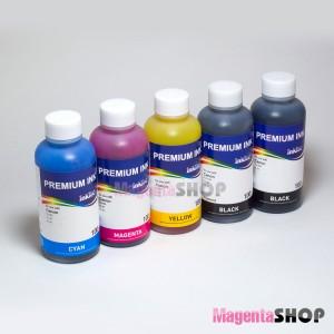 InkTec C905, C908 100гр. 5 штук – пигментно-водные чернила (краска) для Canon: MP530, MP810, MP830, MX850, mini260