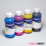 InkTec C905, C908 100гр. 4 штуки – пигментно-водные чернила (краска) для Canon: MP210, MP160, MP140, MP190, iP1800, MP220, iP1900, MP150, iP1600, MP180, iP2200