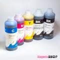InkTec C5050/C5051 1000гр. 5 штук – пигментно-водные чернила (краска) для Canon: iP7240, MG5640, MG5540, IX6840, MX924, MG5440, MG6440, MG6640