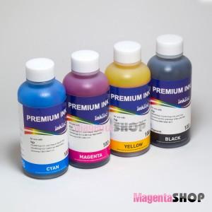 InkTec H0005, H0006 100гр. 4 штуки – пигментно-водные чернила (краска) для HP: F2280, 3650, F4283, F2187, 3845, 5610, 3745, 3420, D2360, 5150, 3550