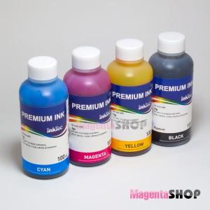 InkTec H1061 100гр. 4 штуки – пигментно-водные чернила (краска) для HP: 1050, 1000, 3050A, 3000, 1050A, 2050, 2540, 3516, 3050, 2000, J110A, 4515, 2545