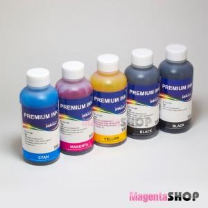 InkTec H7064 100гр. 5 штук – пигментно-водные чернила (краска) для HP: C5383, D5463, C5380, C6383, D5460, C310B, C6324, C309C, D7560, C6375, C410C