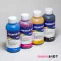 InkTec H7064 100гр. 4 штуки – пигментно-водные чернила (краска) для HP: B110, 3070, B110B, 6510, 6830, B209B, B010B, B210B, 5510, 5515, B209A