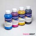 InkTec H6065, H6066 1000гр. 4 штуки – пигментно-водные чернила (краска) для HP: C4483, C4283, D5363, C4343, C4583, D4363, C4450, J5783, J6413, C5283, D4263