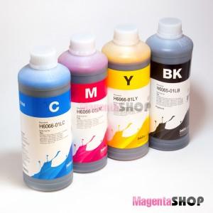InkTec H6065, H6066 1000гр. 4 штуки - чернила (краска) для картриджей HP: 130, 140, 131, 129, 135, 141, 132, 134, 136