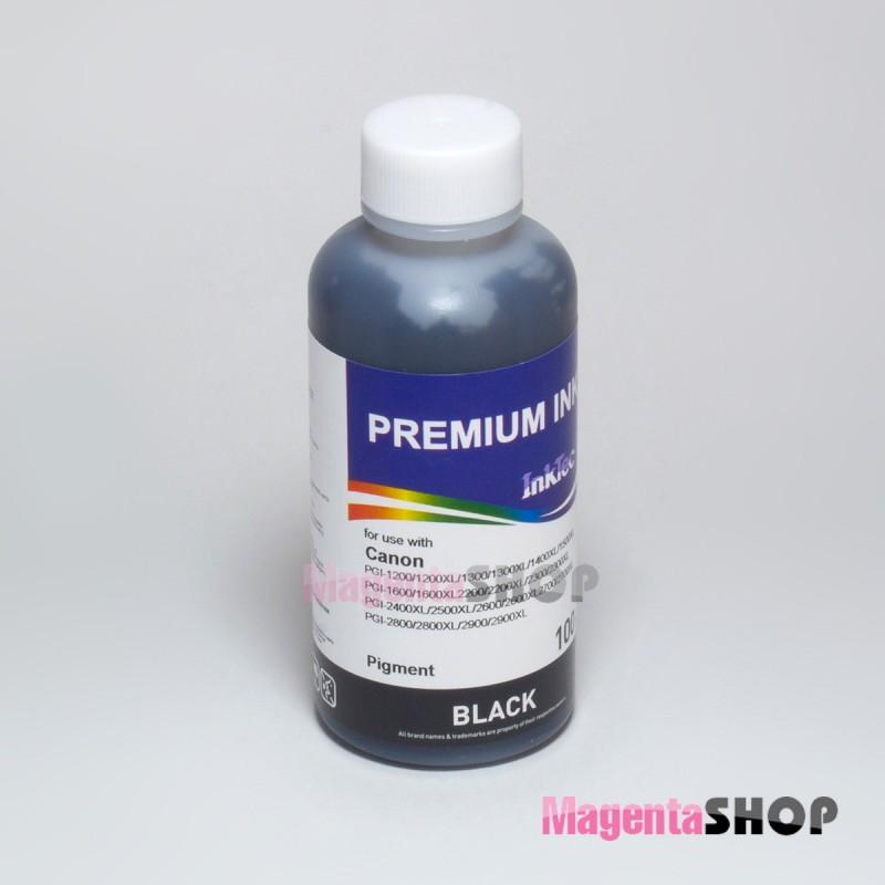 InkTec C5000-100MB 100 гр. Black Pigment (Чёрный пигмент) - чернила (краска) для принтеров Canon