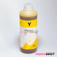 InkTec C5041-1000MY 1000 гр. Yellow (Жёлтый) - литровые чернила (краска) для принтеров Canon